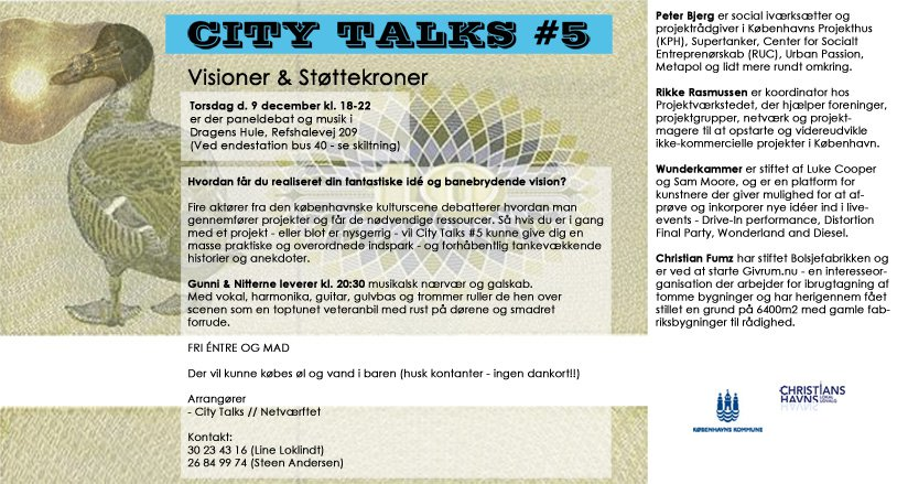 City Talk#5